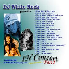DJ White Rock- The Best of Mary J.B, Faith Evans & S.W.V