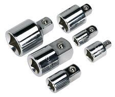 Sealey 6 pièces Clé à douille adaptateur/Convertisseur/Réducteur Set 0.6cm 1cm