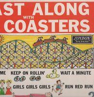 The Coasters - 'Coast Along With' 1962 UK London Mono LP. Ex!