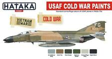 HATAKA: USAF VIETNAM WAR AUTHENTIC COLOURS (ACRYLIC PAINTS) to PHANTOM, RAAVEN