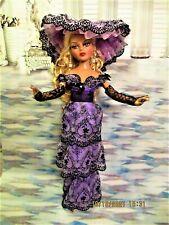 """""""Fancy Lady""""  Outfit  for 16""""  Ellowyne Wilde & Friends  by Ms Dee"""