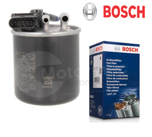 Mercedes-Benz OM651 Engine BOSCH Diesel Fuel Filter & Sensor N2839, A651902852