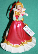 DISNEY PARKS PRINCESS CINDERELLA 2009 COLLECTIBLE CHRISTMAS ORNAMENT RETIRED NEW