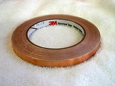 Copper Foil, I Shielding Copper Tape, .300 in x 36yd Genuine 3M 1194