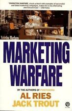 Marketing Warfare, excellent used vintage book