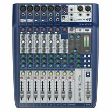 Soundcraft Signature 10 Mixer analogico con effetti di bordo