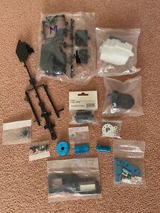 TAMIYA TRF801X & XT Spares Job Lot 1/8 RARE  (TGX TGR TG10) LOOK