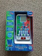 Vtech Pj Masks Super Learning Phone Toys Games Pre-School Young Children Bnib
