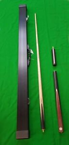 """John Parris Champion 3/4 joint 58"""" snooker pool billiards cue 18.4ozs 10mm tip"""