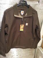 Carhartt 100724 Quick Duck® Fleece Lined Pineville Jacket  LRG