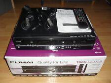 Funai TD6D-D500GB DVD- / VHS- / HDD-Recorder, 500GB, OVP, FB&BDA, 2J. Garantie
