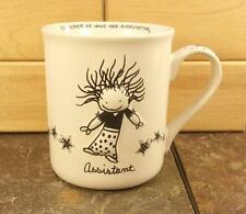 """Children Of The Inner Light """"Assistant"""" by Marci Employee Gift Coffee Mug Cup"""