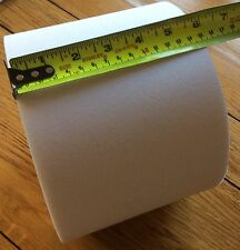 "BUCKRAM 6"" DOUBLE Sided Fusible Buckram/Fabric Stiffening for Curtains/10mt roll"