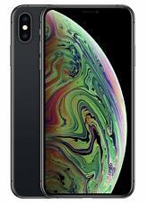 """Apple iPhone XS Max - MT502B/A 6.5"""" Display (Unlocked) A12 CPU, 4GB, 64GB, Grey"""