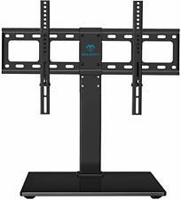 PERLESMITH Universal Swivel TV Stand / Base - (37-65 inch Swivel TV Stand)