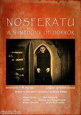 """Nosferatu movie poster A3 size 11.7"""" x 16.5"""""""