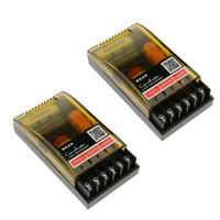 2Pcs 2 Way Speaker Frequency Divider Amplifier Crossover DIY Filter Board