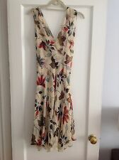 Diane von Furstenberg silk chiffon dress