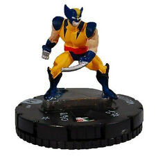 Heroclix Wolverine and the X-Men lot Complete Gravity Feed set w/cards 201 - 210