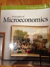 Principles of Microeconomics (Bought for $110)