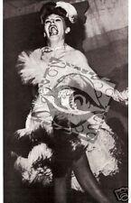 MARTHA RAYE 1939 dancing can-can publicity photo