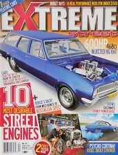 Extreme Street Magazine No 41 August 2008  600HP 468ci Injected HG Rat