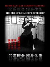Budo Ryu Kai Goshinjutsu DVD #1: REAL Self-Defense - Ninja, Ninjutsu, Ninpo