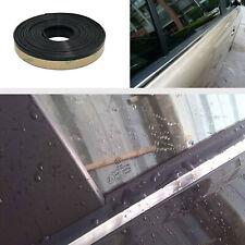 Car Front&Rear Side Window Trim Edge Moulding Rubber Weatherstrip Seal Strip 4M