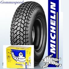 Pneumatico Scooter 2.75-9 35j Michelin ACS M/c Camera D'aria per Vespa