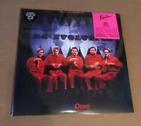Devo - Total Devo - New Wave - 2xLP - Limited  Blue & Red Colored Vinyl