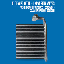 KIT A/C EVAPORATOR FITS FRIGHLINER COLUMBIA,CENTURY CLASS + EXPANSION VALVE