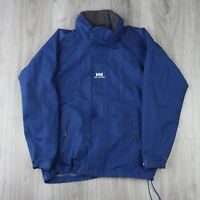 Womens Helly Hansen Tech Shell Jacket Coat 14 Walking Spell Out