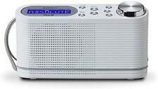 Portable DAB Radio DAB+ FM Compact Digital Radio Battery or Mains