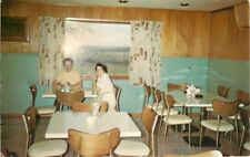 A View Of The Interior, Canuck Restaurant, Napanee, Ontario ON Canada