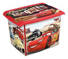 COFFRE A Jouets Mode boîte disney cars 20L Boîte de conservation