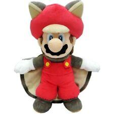 Nintendo Super Mario Bros. Flying Squirrel Musasabi Mario M Ver. Plush Toy