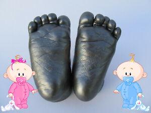 "Baby 3D Casting Kit ""NEWBORN"" | Hand print Footprint | Alginate Moulding Powder"