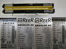 REER ARGOLUX AS Lichtschranke ASE 705 ASR 705 EMITTER und RECEIVER 30-1 #2445