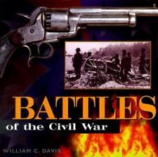 Battles of the Civil War by William C. Davis (1999, Hardcover)