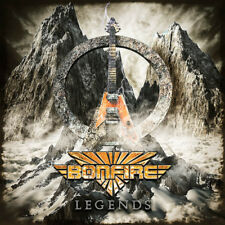 BONFIRE - Legends - 2CD - 884860248129