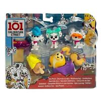 DISNEY 101 DALMATIAN STREET SPA PACK FIGURE PLAY SET TOY