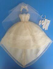 Vintage TAMMY WEDDING BELLE Bridal Outfit #9213-0 Original 1960's VGC