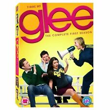 GLEE COMPLETE SERIES 1 DVD Lea Michele Jane Lynch First 1st Season One UK NEW R2