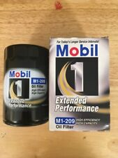 Mobil 1 M1-209 OIL FITLER Chrysler & Ford Products Jaguar X Type Mazda 6 & CX9