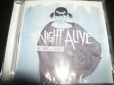 Tonight Alive All Shapes And Disguises Rare Debut CD - New