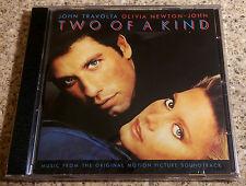 Two of a Kind by John Travolta/Olivia Newton-John (CD, Jan-1998, MCA)