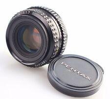 SMC Pentax-A 50mm F1.7 Prime Lens