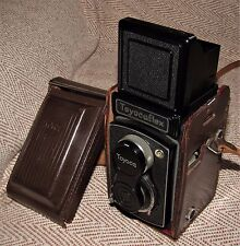 Superb 1950's Toyocaflex I TLR Camera Excellent Condition!