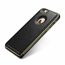Patterned Leather Mobile Phone Bumper Cases