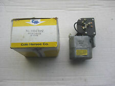 Cole Hersee 3034 Rev. 12V Heavy Duty Motor Flasher, school bus, police, fire,NOS